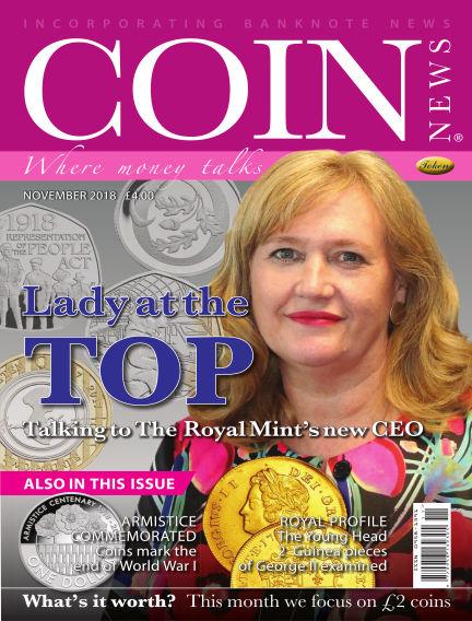 Coin News October 24, 2018 00:00