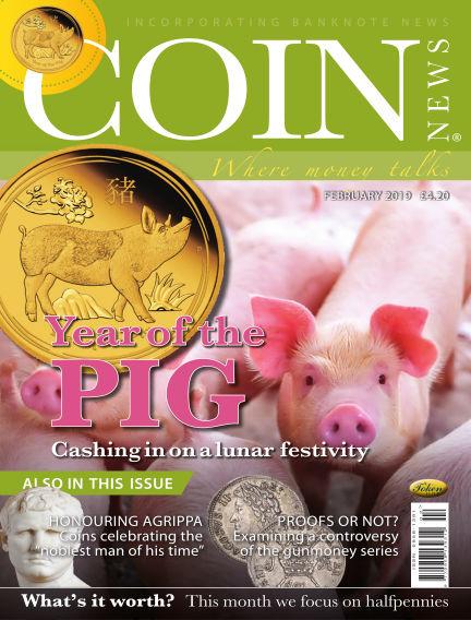 Coin News January 23, 2019 00:00