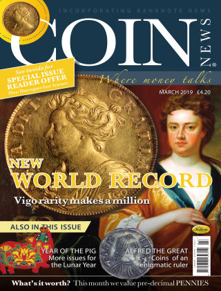 Coin News March 2019