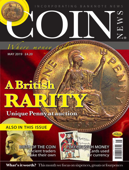 Coin News April 24, 2019 00:00