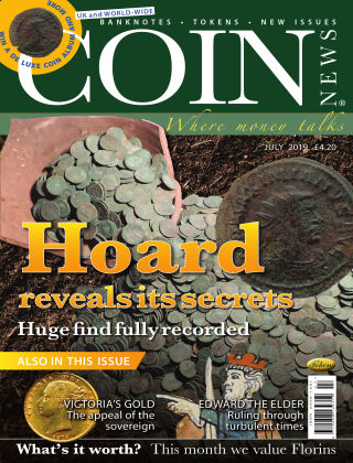 Coin News July 2019