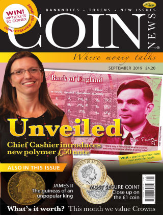 Coin News September 2019