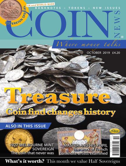 Coin News September 25, 2019 00:00