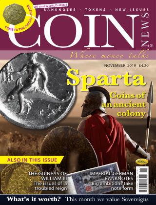 Coin News November 2019