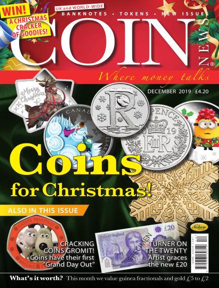Coin News November 28, 2019 00:00