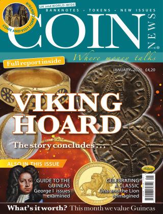 Coin News January 2020