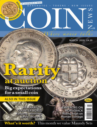 Coin News March 2020