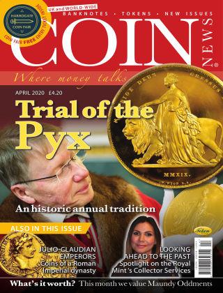 Coin News April 2020