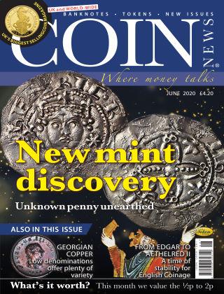Coin News JUNE 2020