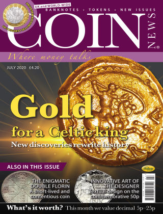 Coin News July 2020