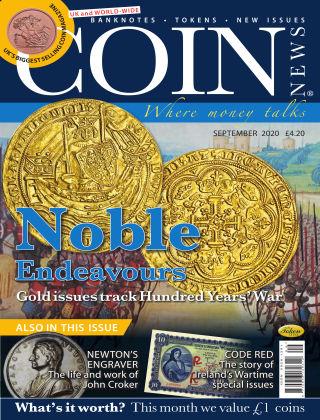 Coin News September 2020