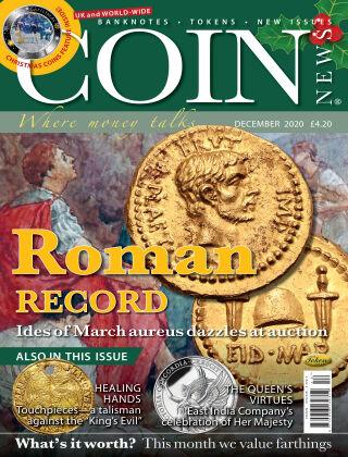 Coin News December 2020