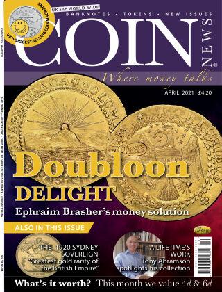 Coin News April 2021