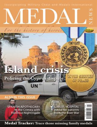 Medal News August 2016