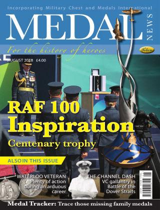 Medal News August 2018