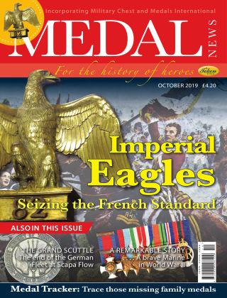 Medal News October 2019