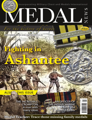 Medal News Dec.Jan 2020