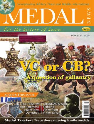 Medal News May 2020