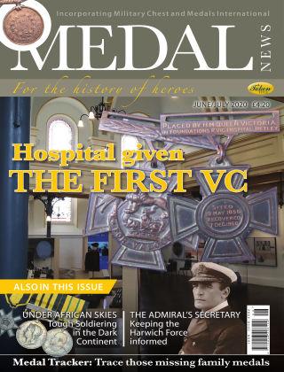 Medal News June / July 2020