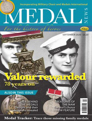 Medal News September 2020