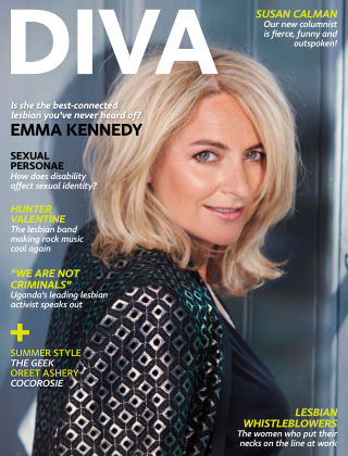 Diva Magazine June 2013