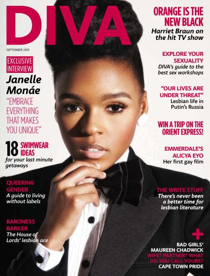 Diva Magazine September 06, 2013 00:00