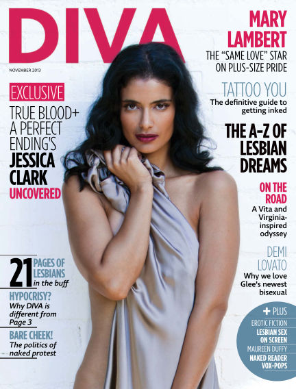 Diva Magazine November 01, 2013 00:00