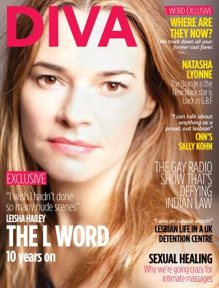Diva Magazine April 2014
