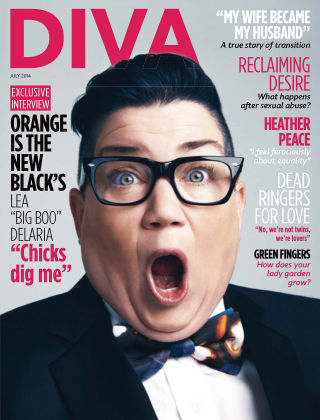 Diva Magazine July 2014