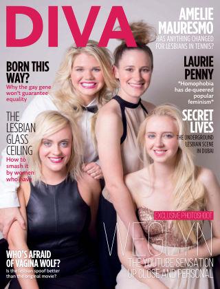 Diva Magazine August 2014