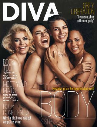Diva Magazine November 2014