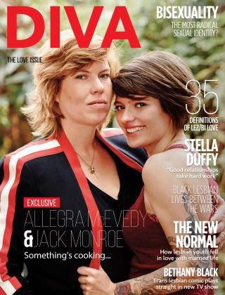 Diva Magazine February 2015