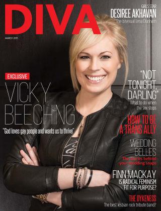 Diva Magazine March 2015