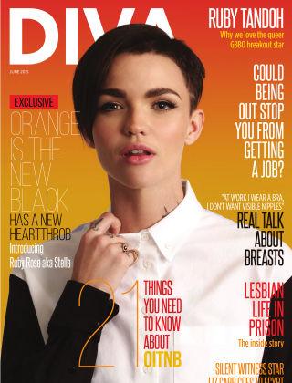 Diva Magazine June 2015