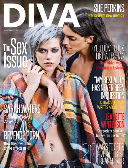 Diva Magazine October 22, 2015 00:00