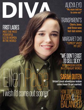 Diva Magazine January 2016