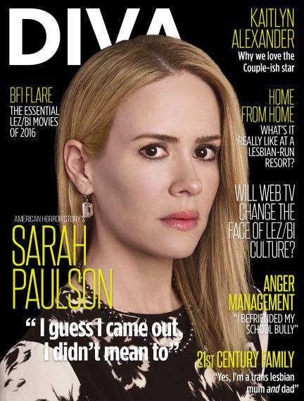 Diva Magazine February 25, 2016 00:00