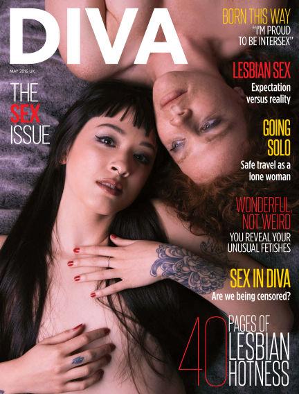 Diva Magazine May 09, 2016 00:00