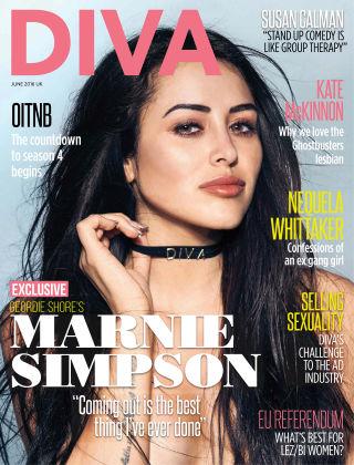Diva Magazine June 2016