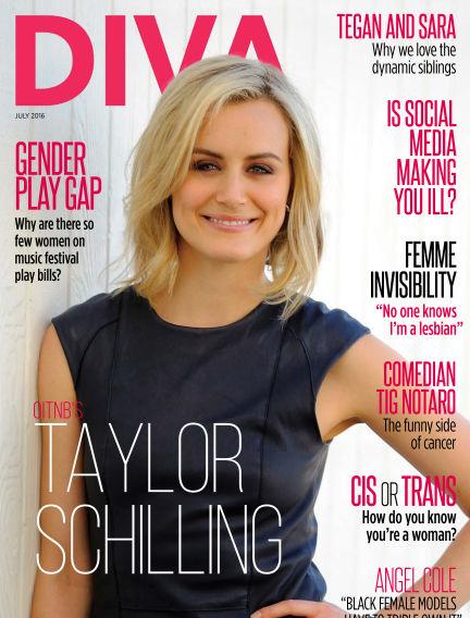 Diva Magazine June 17, 2016 00:00
