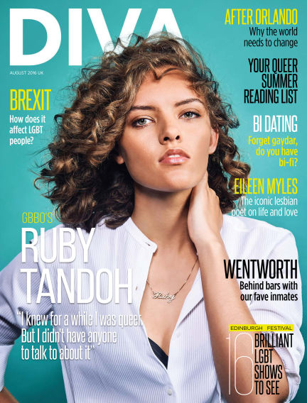 Diva Magazine July 15, 2016 00:00