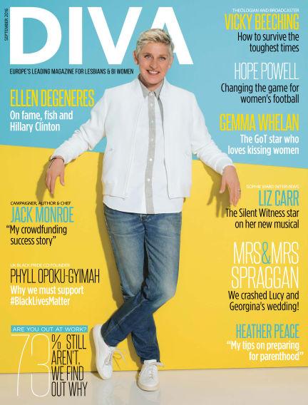 Diva Magazine August 12, 2016 00:00