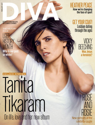 Diva Magazine February 2017