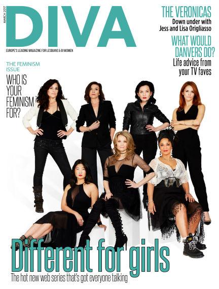 Diva Magazine March 02, 2017 00:00