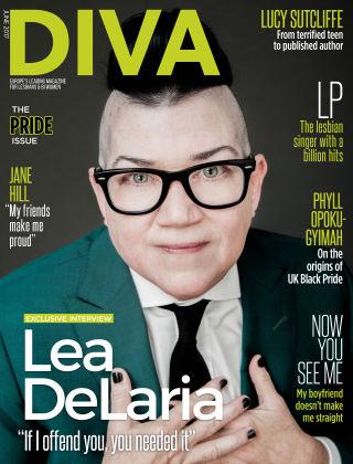 Diva Magazine June 2017