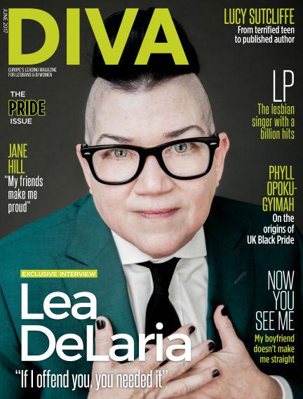 Diva Magazine May 25, 2017 00:00