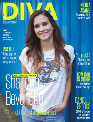 Diva Magazine July 2017
