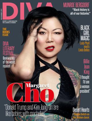 Diva Magazine November 2017