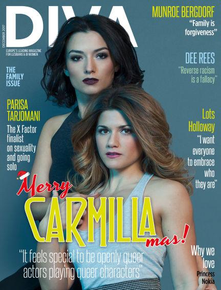 Diva Magazine November 30, 2017 00:00
