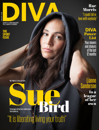Diva Magazine January 2018